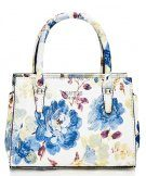 LOREE - Borsa a mano - off white/multicoloured