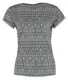 TWINTIP Tshirt con stampa grey/black