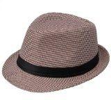 BELLA- Cappello Berretto da Sole di Lino di Cotone per Uomo e Donna Circonferenza di Circa 58cm (#2)
