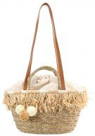 LEXI BAG - Borsa a mano - natural