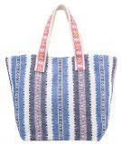FABRIC TOTE - Shopping bag - moore blue