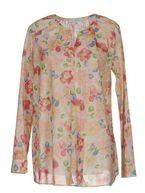 Camicie e bluse a fiori