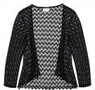 Vila VIMARTHA Cardigan black