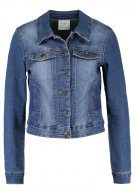 VMNEW SOYA - Giacca di jeans - medium blue denim