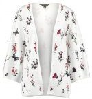 IVY FLORAL - Cardigan - ivory