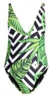 STRIPE LEAF - Costume da bagno - multi-coloured