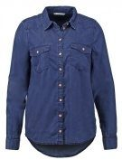ONLNOVA - Camicia - dark blue denim
