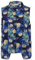NMDAISY - Camicia - navy blazer