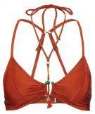 BEJEWELED - Bikini pezzo sopra - brown