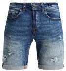 ONSWEFT - Shorts di jeans - medium blue denim