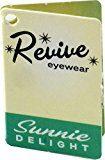 Revive Eyewear pois occhio di gatto retro occhiali da sole–varianti di colore