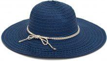 Cappello di paglia con nastro