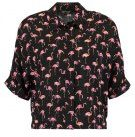 FLAMINGO KADY  - Camicia - black