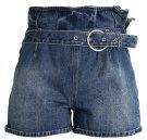 Shorts di jeans - dark denim
