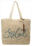 Shopping bag - light beige