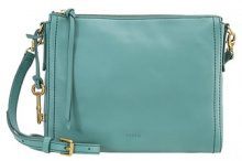 Fossil EMMA  Borsa a tracolla teal green