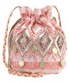 Miss Selfridge Borsa a tracolla peach