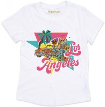 T-shirt Donna Splendida - Los Angeles