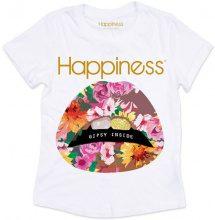 T-shirt Donna Splendida - Bocca Gipsy