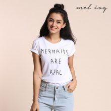 T-shirt Mermaids Are Real