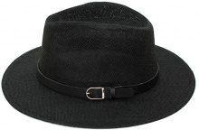 Cappello Fedora con cinturino e fibbia