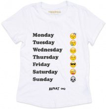 T-shirt Donna Splendida - Monday
