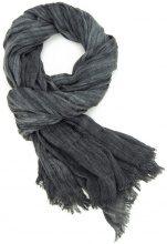 Sciarpa in lana increspata