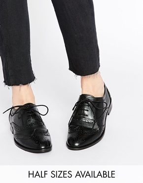 ASOS - MILLION DOLLAR - Scarpe brogue di pelle