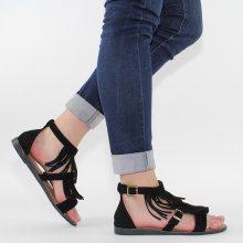 Sandali con frange