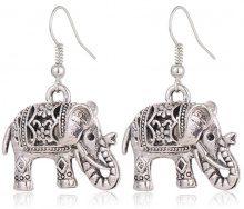 Orecchini a elefante