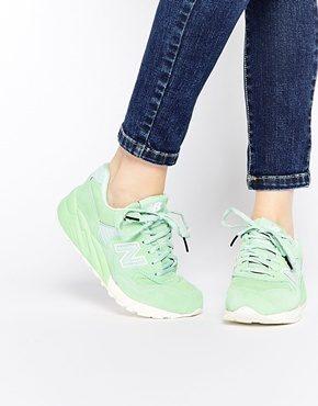 New Balance - 580 - Scarpe da ginnastica verde menta