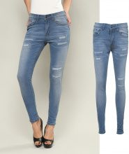Jeans used con toppe