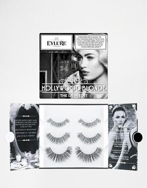 Eylure - Ciglia finte - Hollywood Blonde