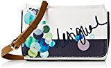 Desigual Donna Borsa 72X9EX5 1001 Borsa dallas ivyblue