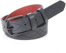 Cintura con motivo a incisione