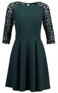 Vestito di maglina - dark green