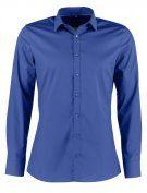 SUPER SLIM FIT  - Camicia elegante - rauchblau