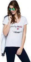 T-shirt Retro Nebulus