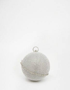 ALDO - Pochette rotonda decorata