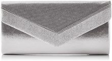 MenburIbaizabal-arlanza - Sacchetto Donna , argento (Silber (Grau)), Taglia unica