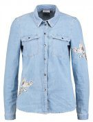 NMCATHY - Camicia - light blue denim