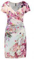AVELINA - Vestito di maglina - fuchsia