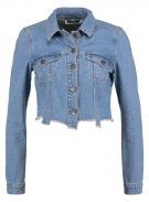 NMDEBRA - Giacca di jeans - medium blue