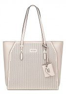 GIA - Shopping bag - creme