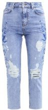 Topshop Jeans slim fit blue