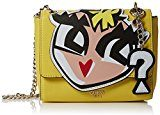Guess Pin Up Pop, Borsa a Tracolla Donna, 9x17x21 cm (W x H x L)