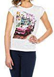Carrera Jeans - T-Shirt 852B0361A per donna, vestibilità normale, manica corta