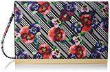 ALDO HELMER - Borsa a tracolla Donna, Multicolore (Black/White/88), 31x20x2 cm (B x H x T)