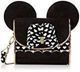 Irregular Choice Love Minnie Bag - Borse a mano Donna, Black, 6.5x18x20 cm (W x H L)