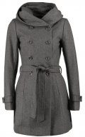 NEW LISA - Cappotto classico - light grey melange
